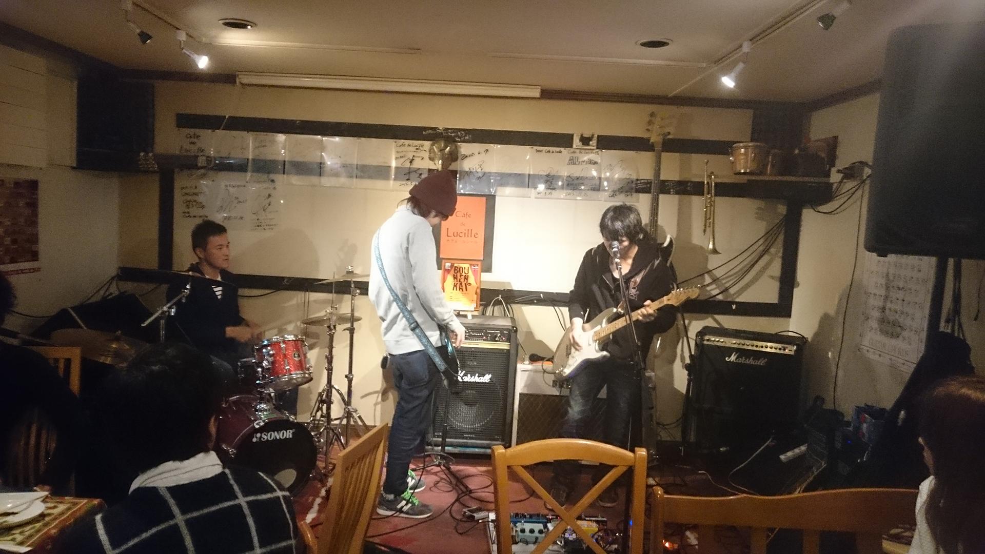 FREIHEIT仙台ライブ